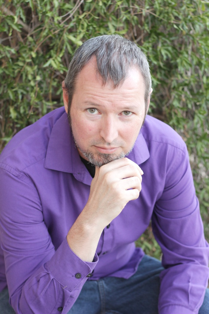 Monday Motivation: Interview with Author AaronGansky